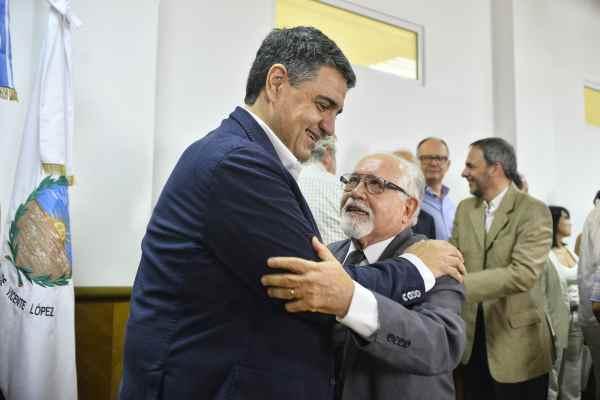 Jorge Macri y la Comisión Histórica presentaron el plan del Museo Histórico de Vicente López