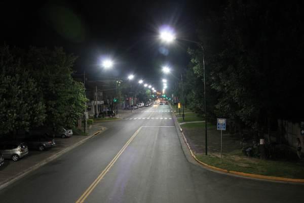 San Isidro renovó 24 mil luminarias led durante 2017