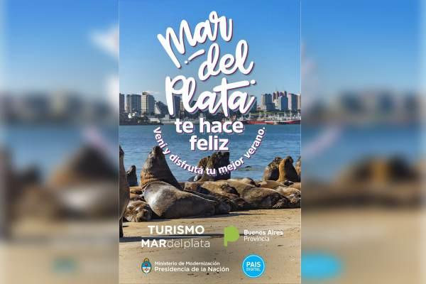 La Provincia lanzó una App con toda la información turística de Mar del Plata.