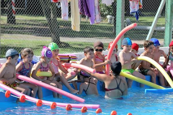 San Isidro: más de siete mil chicos comenzaron las colonias de verano.