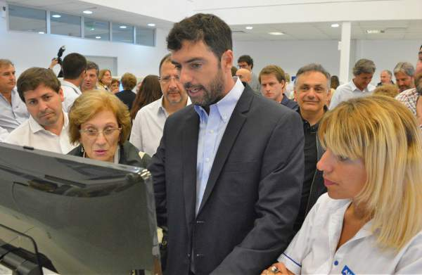 Basavilbaso inauguró oficialmente la primera oficina digital de la ANSES.