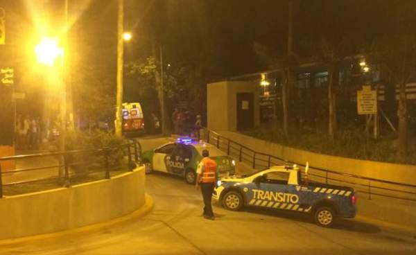Un tren de la línea Mitre embistió a una persona en Tigre.