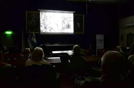En 2017 el público disfrutó del buen cine en el HCD de San Isidro.