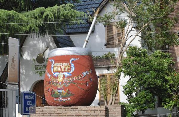 Museo del Mate en Tigre, único en el mundo
