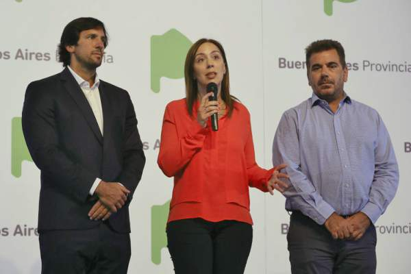 María Eugenia Vidal anunció medidas para transparentar el juego y enfrentar la ludopatía.