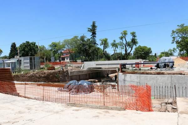 Villa Adelina: en marzo finalizan las obras del túnel la calandria.