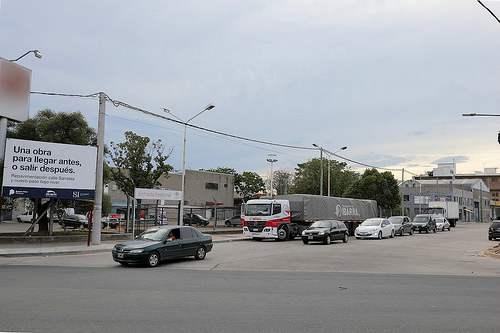 Boulogne abren tramo de Av. Sarratea al tránsito vehicular.