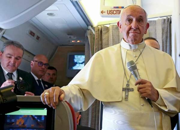 """El papa Francisco reconoció que tiene miedo de que """"un incidente"""" desencadene una guerra nuclear"""
