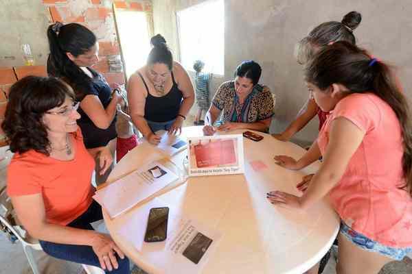 Tigre brindó ayuda social a familias de Don Torcuato