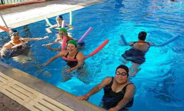 Los vecinos de Tigre disfrutan los polideportivos durante los fines de semana