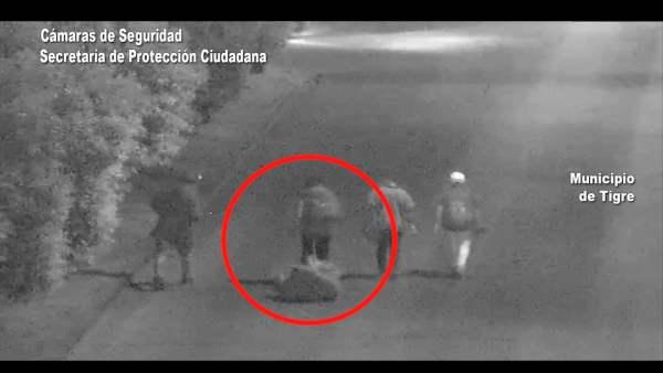 El rápido accionar del COT, clave en la detención del asesino de la anciana.