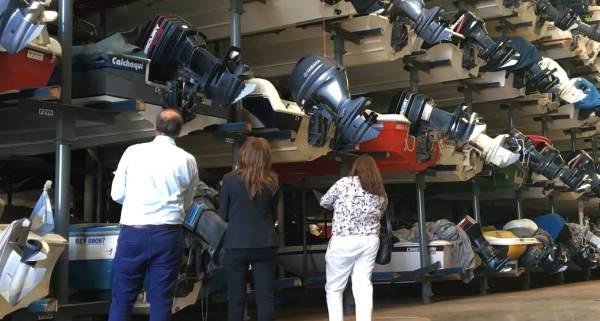 AFIP labró 81 infracciones en guarderías náuticas de  Tigre y San Fernando