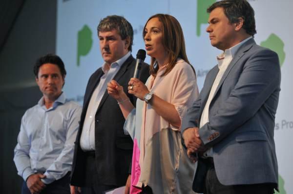 Vidal anunció mejoras educativas: nuevas aulas, ampliación del boleto estudiantil y del servicio alimentario