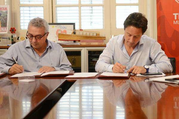 Julio Zamora y Sanchez Zinny acordaron obras de infraestructura escolar para Tigre