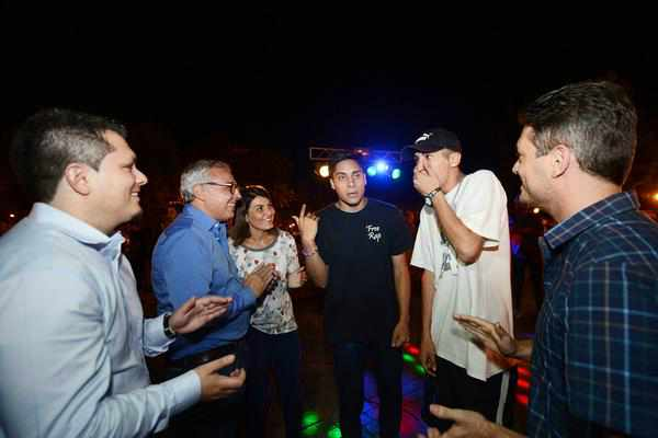 El rapero Knockout ganó la primera etapa de Tigre Free