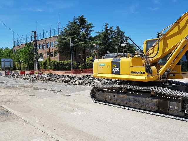 El Municipio de San Isidro trabaja en la construcción de un empalme. Por eso esta calle permanecerá cerrado al tránsito vehicular, entre Av. Sucre y la colectora este (dirección Norte) del Acceso Norte - Ramal Tigre.