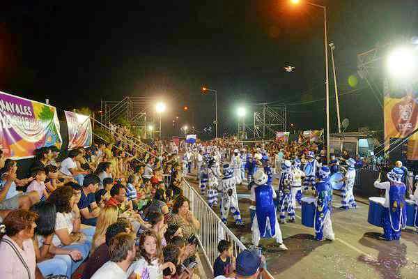Comenzaron los Carnavales del Río 2018 en Tigre
