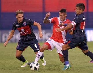 Tigre logró imponer su juego y venció a Argentinos en Victoria