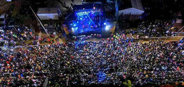 Más de 150 mil vecinos vivieron los Carnavales del Río 2018 en Tigre