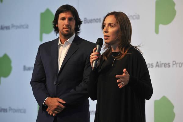 La gobernadora de Buenos Aires, María Eugenia Vidal, anunció hoy una reducción del 25% al subsidio de la actividad hípica, que representa para la Provincia entre 250 y 300 millones de pesos anuales.