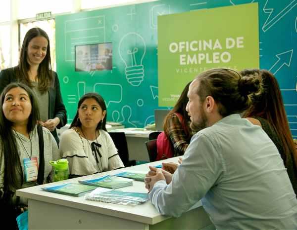 La Oficina de Empleo de Vicente López concretó Cerca de mil inserciones laborales en 2017