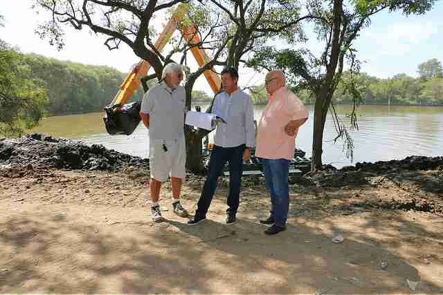 En abril se podrá viajar en lancha de San Isidro a Puerto Madero