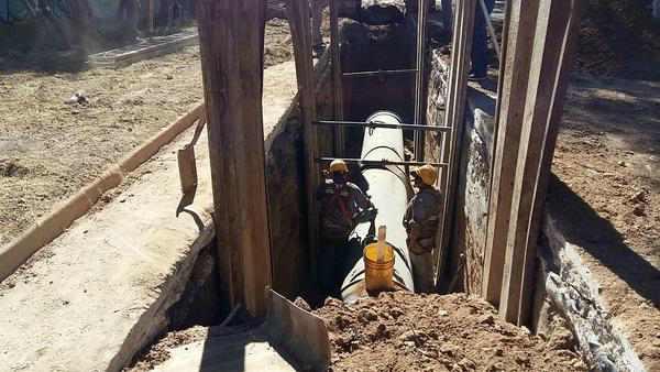 Más de 70 mil familias de Don Torcuato y El Talar tendrán servicio de agua potable en sus hogares