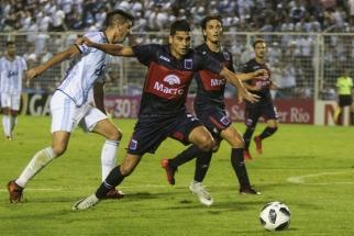 Tigre y Atlético Tucumán empataron en el norte argentino