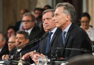 Puntos principales del discurso de Macri ante la Asamblea Legislativa