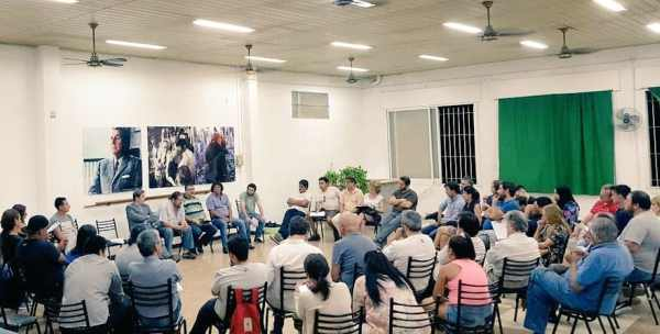 La nueva conducción del Partido Justicialista de San Isidro llevo a cabo su  2° reunión ordinaria de 2018