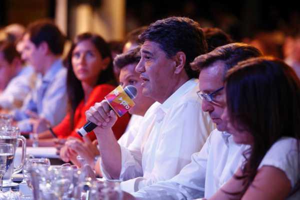 Jorge Macri disertó en el primer Consejo Directivo Nacional del Pro del año