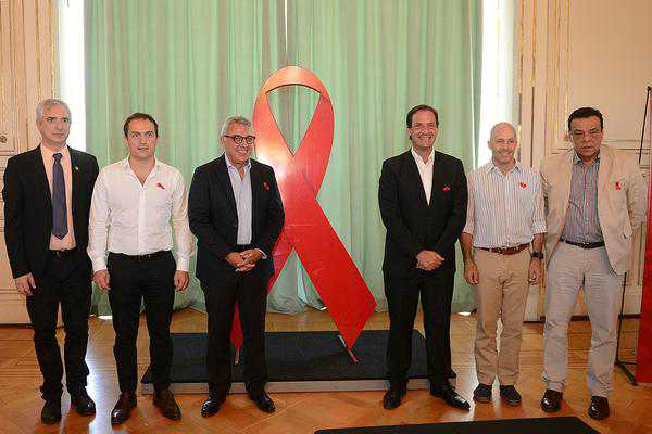 Trece municipios de la Región Sanitaria V firmaron en Tigre la Declaración de París para la lucha contra el VIH