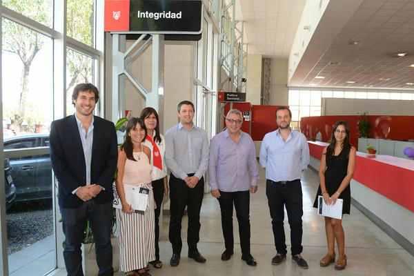 Julio Zamora inauguró en Tigre la Oficina de Integridad para los vecinos