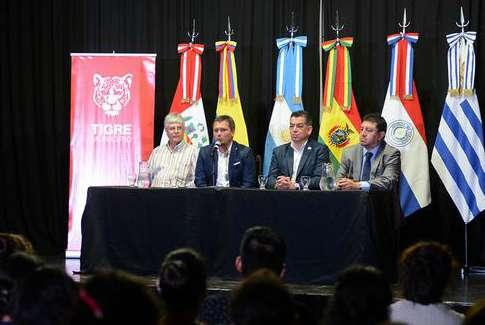 Tigre junto a las comunidades migrantes latinoamericanas