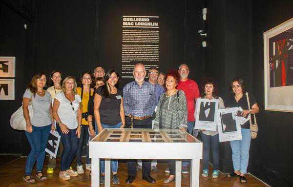 El Museo de Arte Tigre recibió la visita especial de artistas de