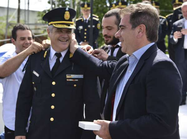Ritondo dispuso cambios en la cúpula de la policía bonaerense y pasó a seis jefes a retiro