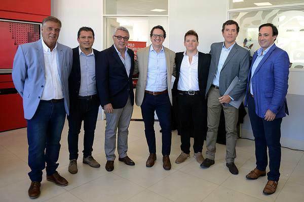 Tigre junto a IBM y Microsoft lanzó su Polo Tecnológico Social