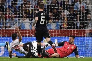 Argentina recibió un cachetazo de fútbol y fue humillada por España 6 a 1