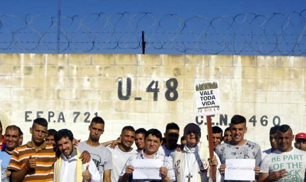Cárceles bonaerenses: según un informe 45 mil presos viven hacinados y en 2017 se registraron 16 mil hechos de torturas