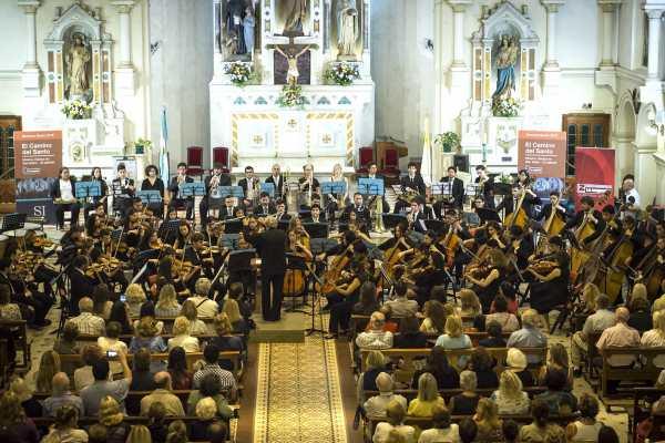 Más de seis mil personas disfrutaron del festival de música clásica en San Isidro