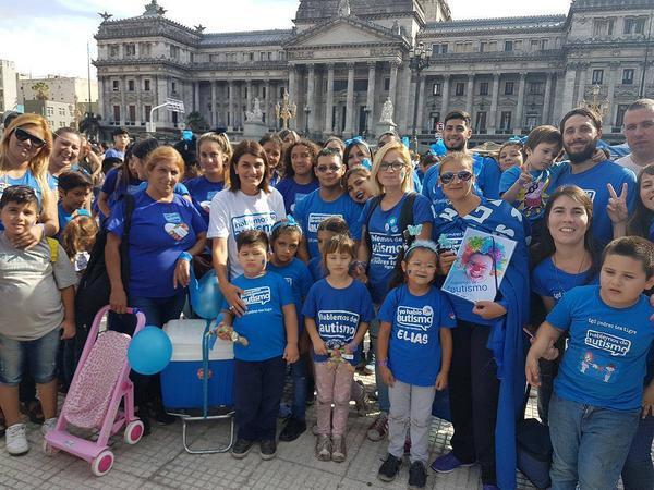 Tigre se unió al Día Mundial de Concienciación sobre el Autismo