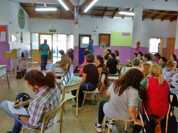 Defensa Civil de San Fernando brinda cursos de evacuación a escuelas del distrito
