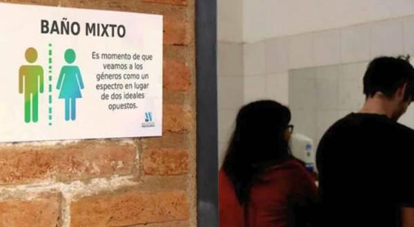 La Técnica de El Talar es el primer colegio de la provincia con baños mixtos