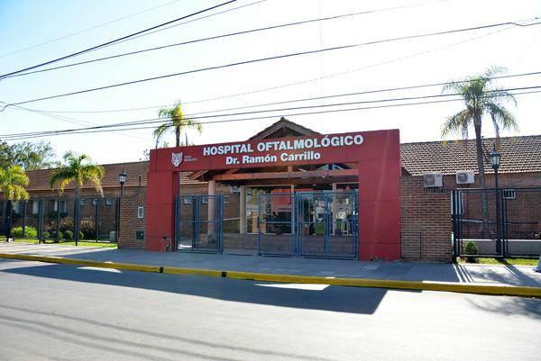 El Hospital Oftalmológico de Tigre Dr Ramón Carrillo se posiciona como referente de la salud visual en zona norte