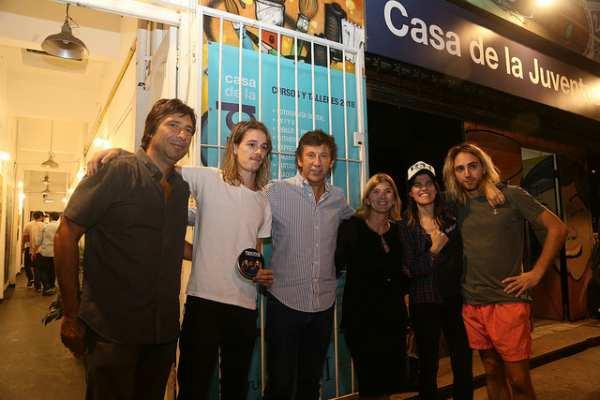 Se lanzó en San Isidro la segunda edición del concurso que busca a la mejor banda de rock y pop