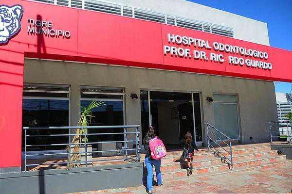 El Hospital Odontológico Dr. Ricardo Guardo brindó más de 50 mil prestaciones durante 2017