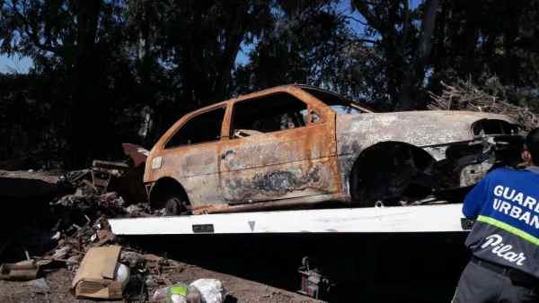 Más de 90 vehículos removidos en una semana en Del Viso