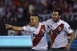 River, en tres minutos, liquidó el pleito ante Rosario Central y se ilusiona con entrar a la Copa Libertadores