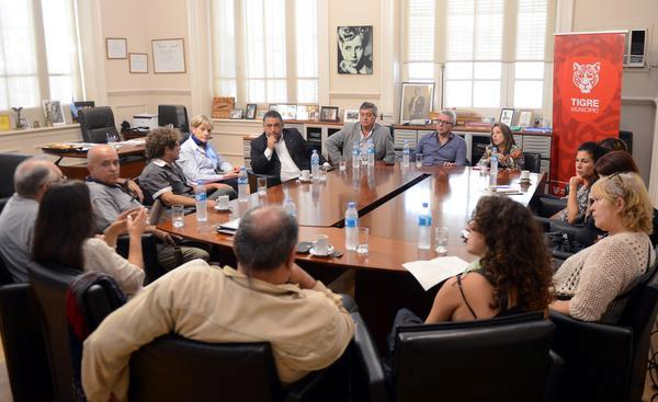Tigre llevará al Congreso Nacional el reclamo por la crisis del transporte fluvial
