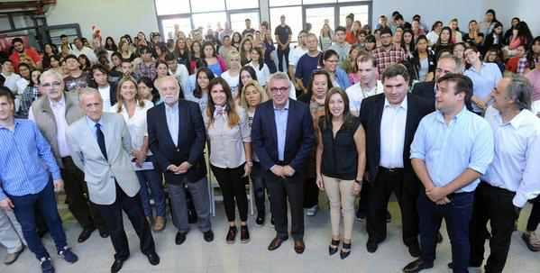 Tigre Educa festejó sus 10 años con 225 nuevos becados